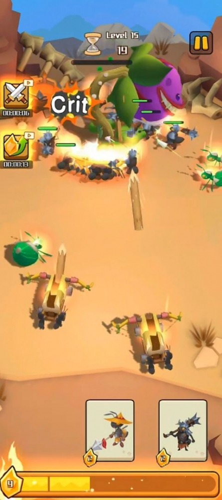 Ants Hunter Android Game Image 1