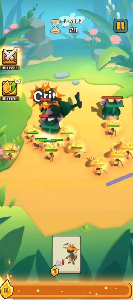 Ants Hunter Android Game Image 2