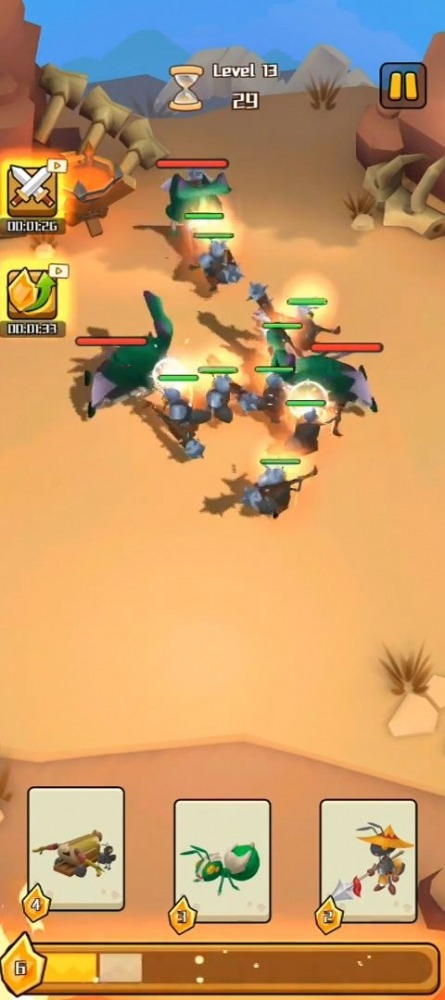 Ants Hunter Android Game Image 3