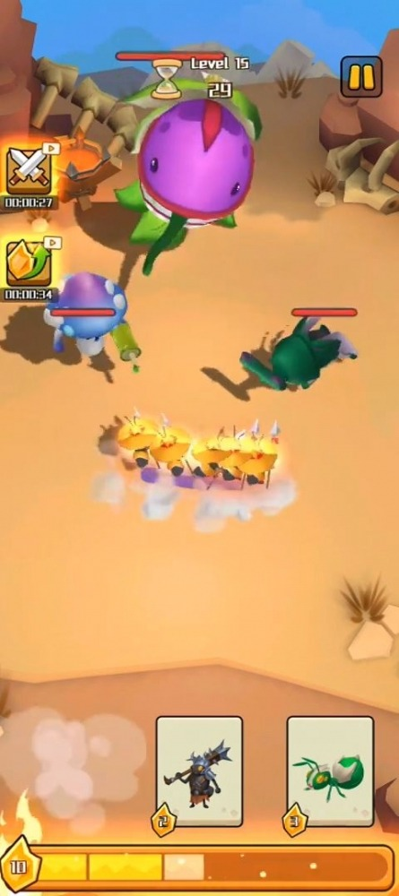 Ants Hunter Android Game Image 4
