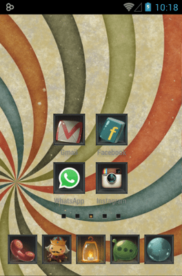 Carbinet Icon Pack Android Theme Image 2