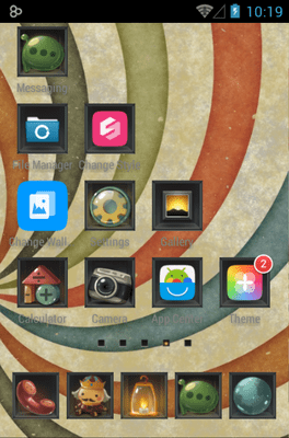 Carbinet Icon Pack Android Theme Image 3