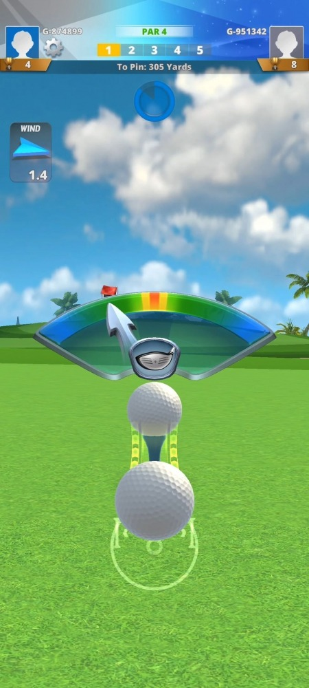 Golf Impact - World Tour Android Game Image 2