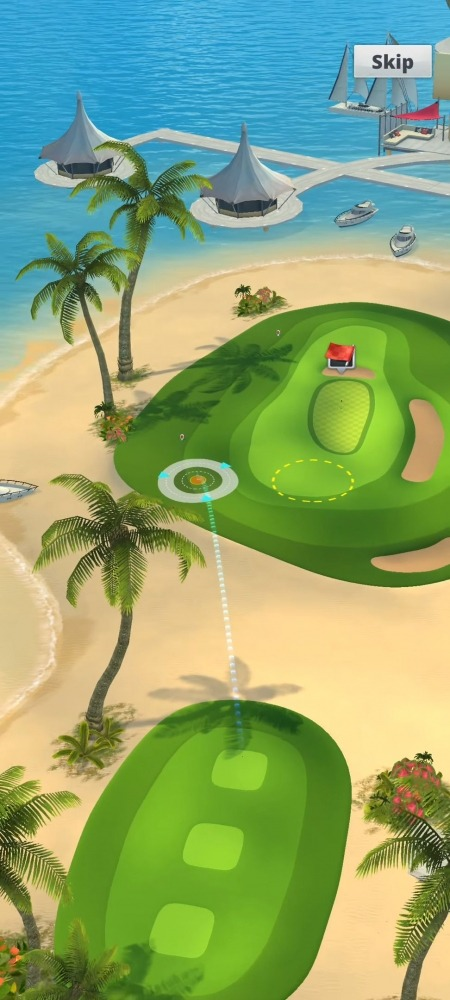 Golf Impact - World Tour Android Game Image 4