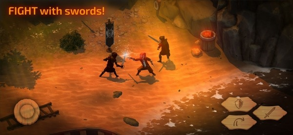 Slash Of Sword 2 - Offline RPG Action Strategy Android Game Image 3