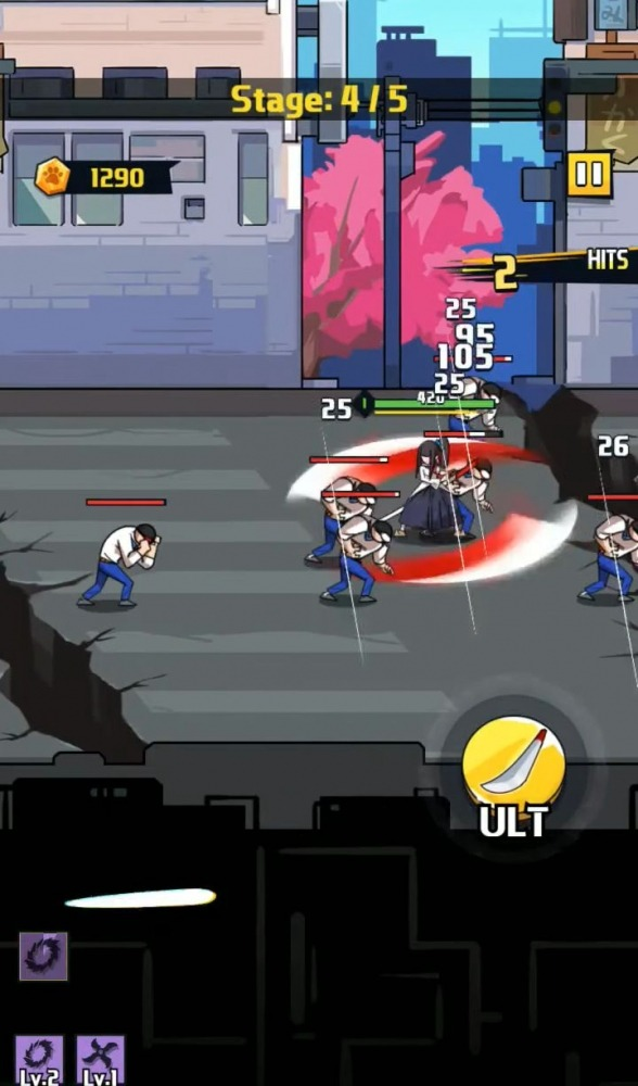 Sword Hunter Android Game Image 2