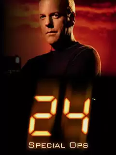 24 Secial Ops: Jack Bauer Java Game Image 1
