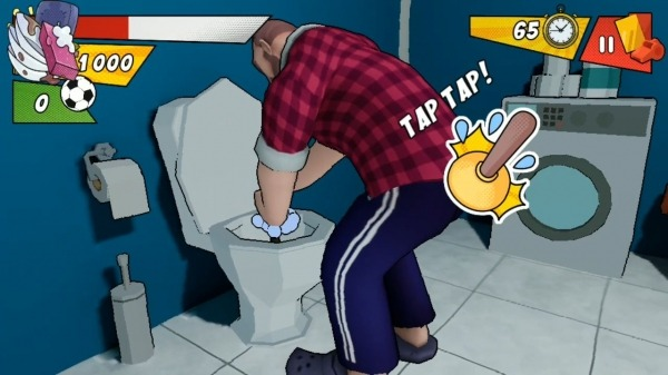 Angry Dad Android Game Image 4