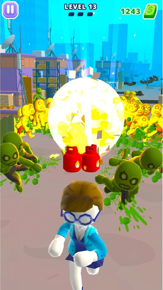 Helicopter Escape 3D Android Game Image 2