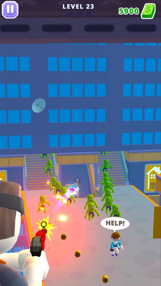 Helicopter Escape 3D Android Game Image 3