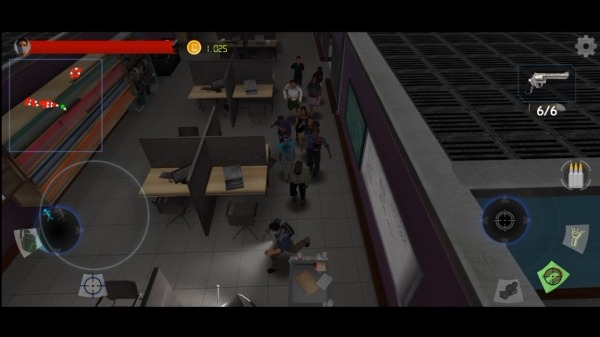 Zombie Game: Disease Of Hazard Android Game Image 4