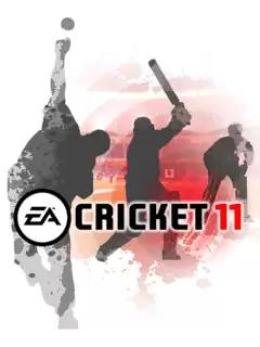 EA Cricket 2011 Java Game Image 1