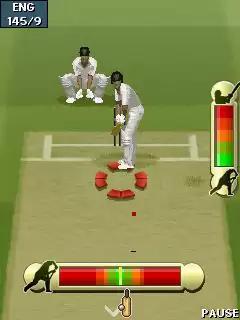 EA Cricket 2011 Java Game Image 2