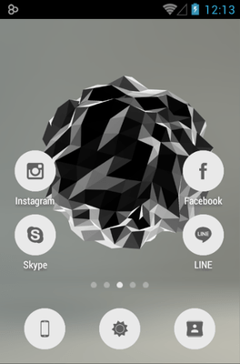 FlatCons Icon Pack Android Theme Image 1