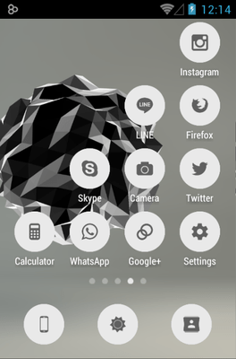 FlatCons Icon Pack Android Theme Image 3