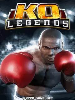 KO Legends Java Game Image 1