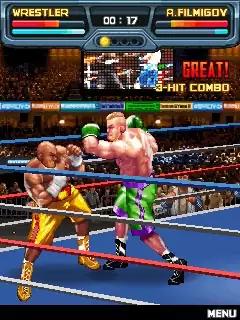 KO Legends Java Game Image 2