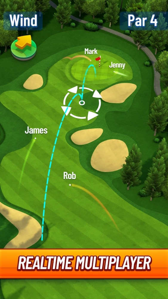 Golf Strike Android Game Image 1