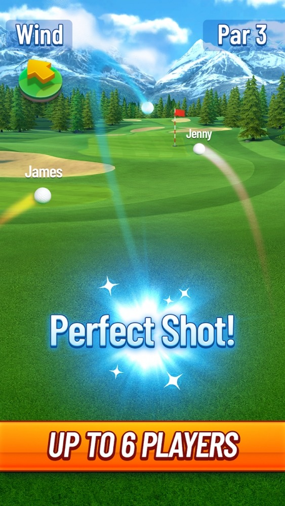 Golf Strike Android Game Image 2