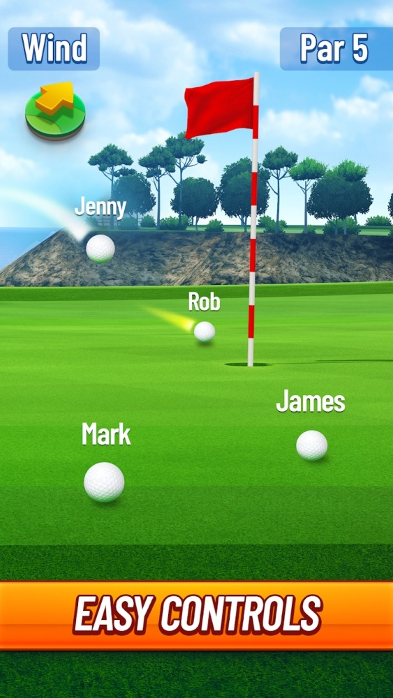 Golf Strike Android Game Image 3