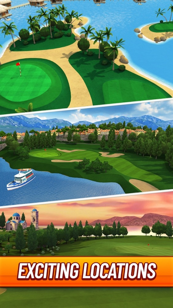 Golf Strike Android Game Image 4