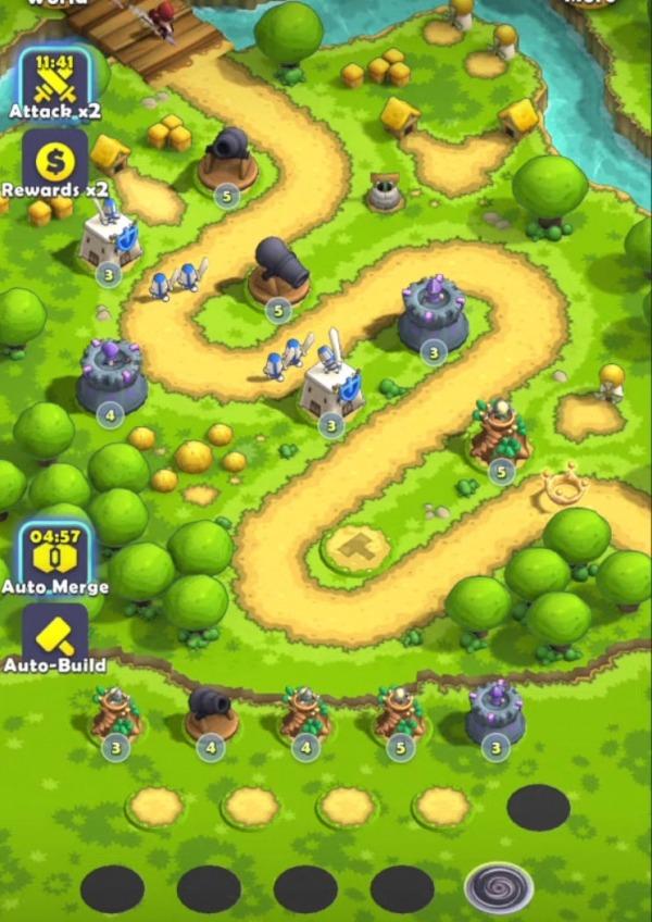 Mini War: Pocket Defense Android Game Image 4