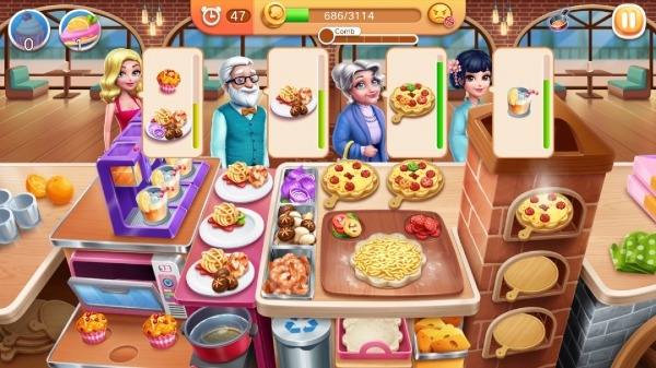 My Cooking - Restaurant Food Cooking Games Android Game Image 3