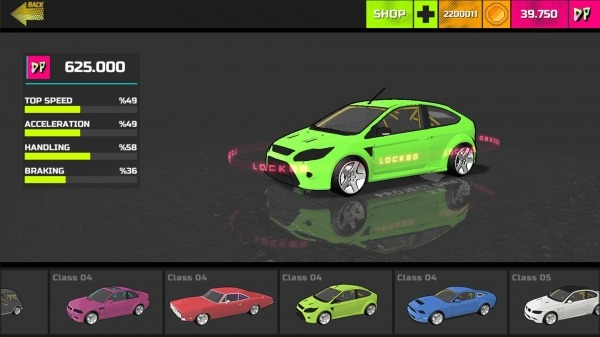 PROJECT:DRIFT 2.0 Android Game Image 1