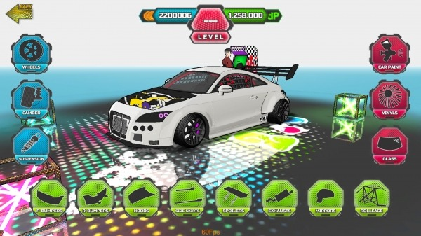 PROJECT:DRIFT 2.0 Android Game Image 2