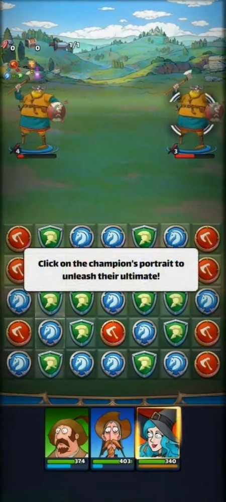 Rolling Knight Android Game Image 2