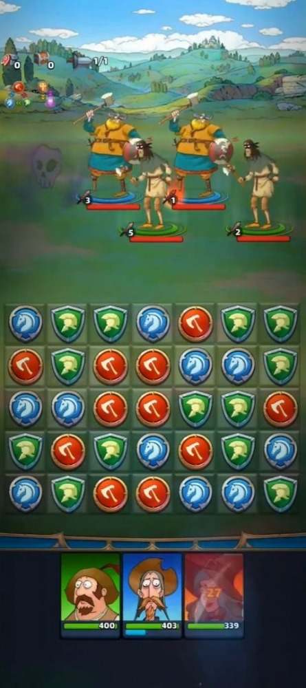 Rolling Knight Android Game Image 3