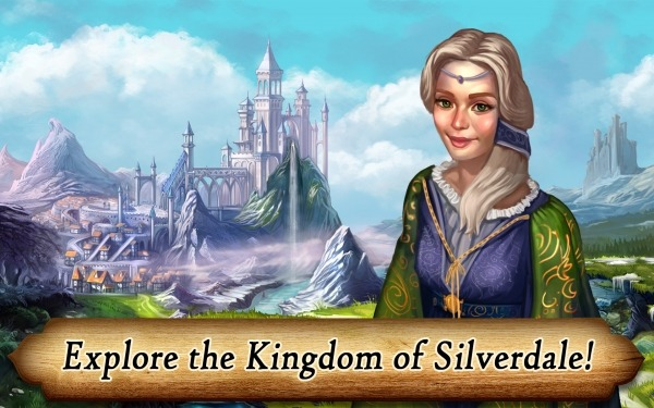 Runefall - Fantasy Match 3 Adventure Quest Android Game Image 1