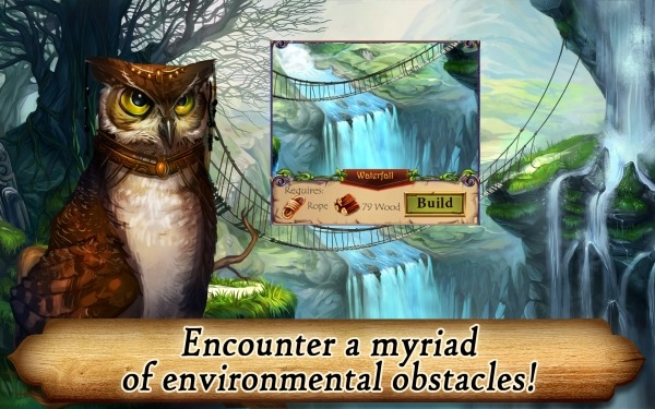 Runefall - Fantasy Match 3 Adventure Quest Android Game Image 4
