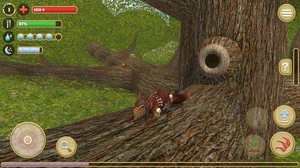 Squirrel Simulator 2 : Online Android Game Image 2