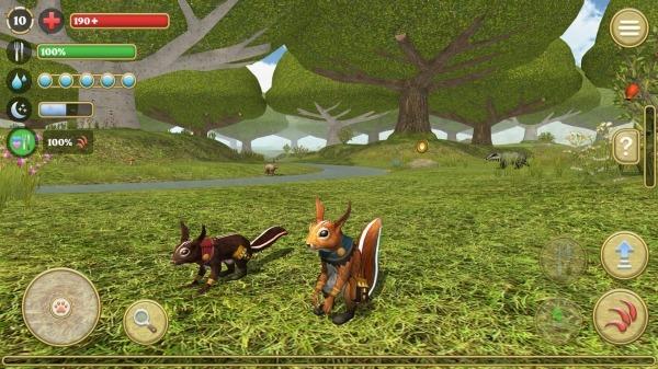 Squirrel Simulator 2 : Online Android Game Image 3