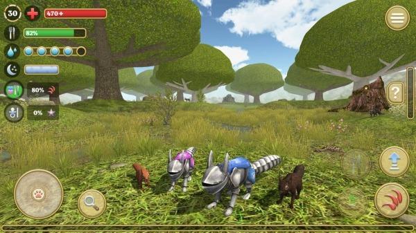 Squirrel Simulator 2 : Online Android Game Image 4