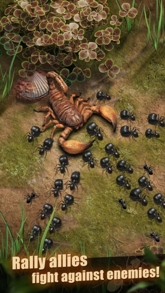 The Ants: Underground Kingdom Android Game Image 4
