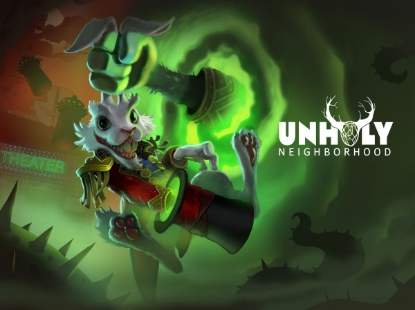 Unholy Adventure: Point And Click Story Game Android Game Image 1