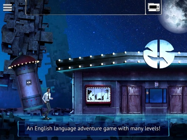 Unholy Adventure: Point And Click Story Game Android Game Image 2
