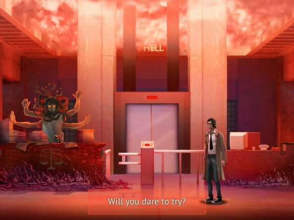 Unholy Adventure: Point And Click Story Game Android Game Image 3