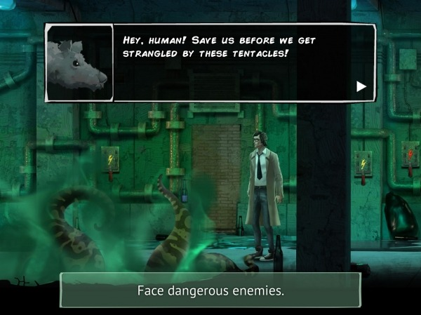 Unholy Adventure: Point And Click Story Game Android Game Image 4