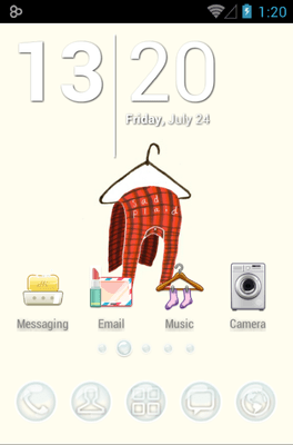 Baignezy Icon Pack Android Theme Image 1