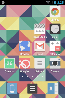 Jive Icon Pack Android Theme Image 3