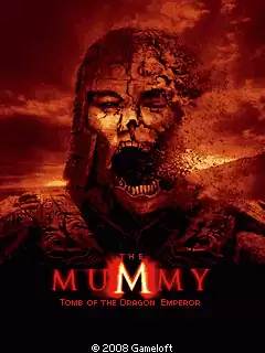 The Mummy Tomb of the Dragon Emperor Java Game Image 1