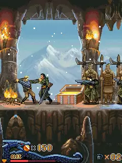 The Mummy Tomb of the Dragon Emperor Java Game Image 2