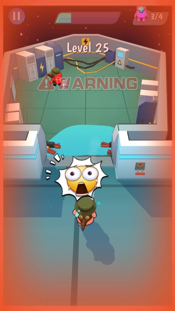 Imposter - The Spaceship Assassin Android Game Image 1