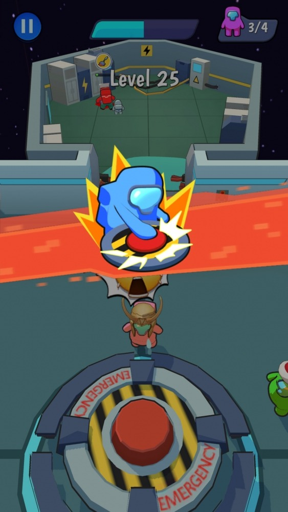 Imposter - The Spaceship Assassin Android Game Image 2