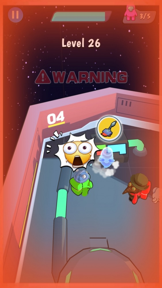 Imposter - The Spaceship Assassin Android Game Image 4