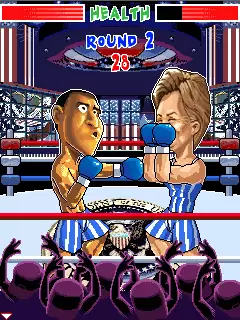 Battle For The White House Java Game Image 3