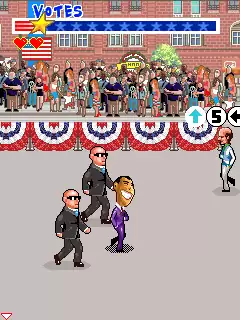 Battle For The White House Java Game Image 4